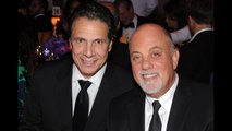 Billy Joel hails 'strong and steady' Gov. Cuomo