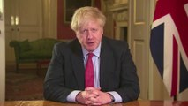 'You must stay home:' UK PM Johnson