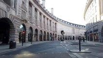 İngiltere'de koronavirüs salgını nedeniyle kısmi sokağa çıkma yasağı ilan edildi