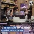 Coronavirus : Des caissières et caissiers aux personnels soignants, ces métiers en première ligne contre la pandémie du Covid-19