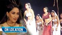On The Sets Of Wajood   Madhuri Dixit   Flashback Video