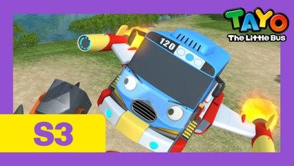 Ep.24 Tayo's Earth Defense Plan 2 l Tayo the Little Bus Season 3