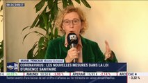 """Coronavirus: """"Un plexiglas c'est très efficace"""" pour que les caissiers continuent de travailler, estime Muriel Pénicaud"""