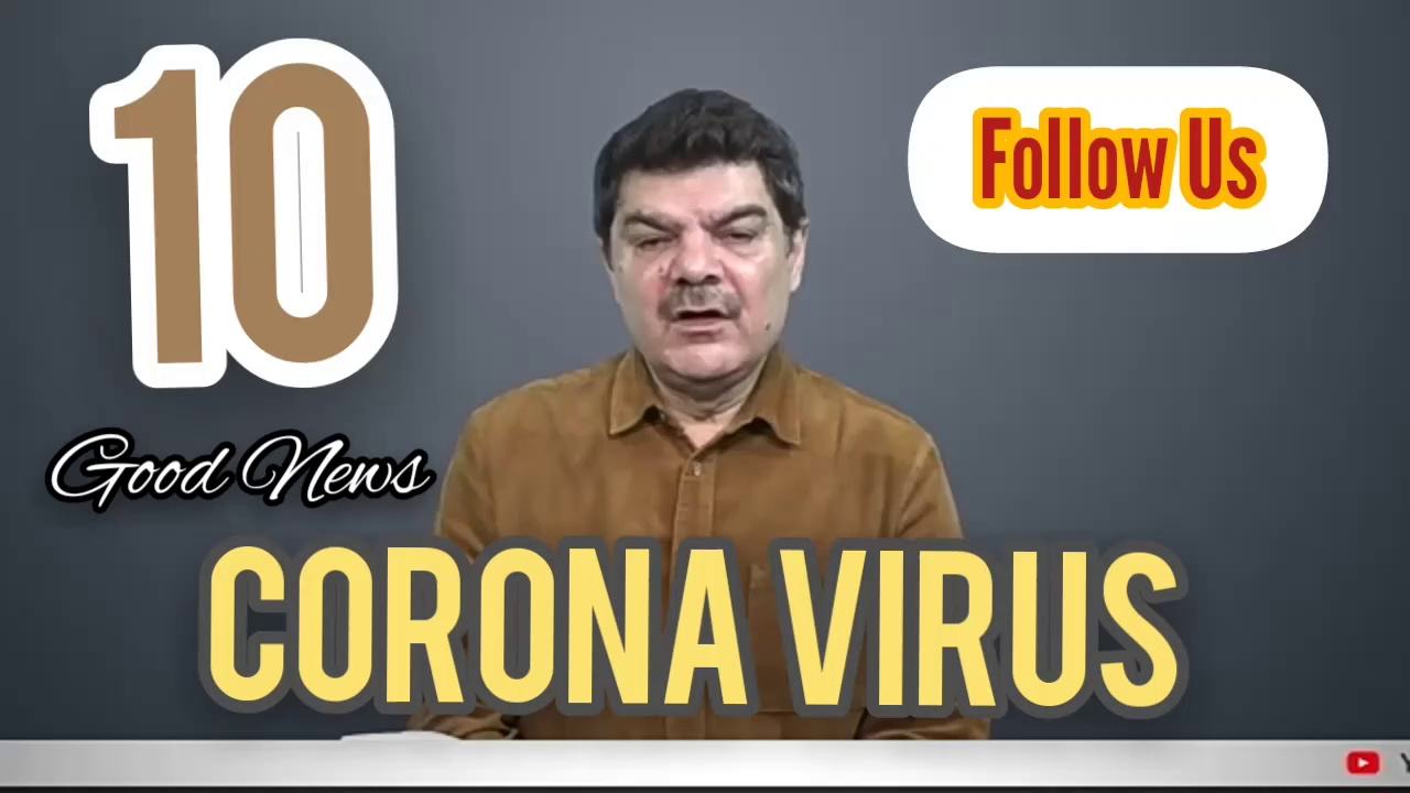 Brings Some Good News on the Coronavirus Crisis I #IncrediableTV