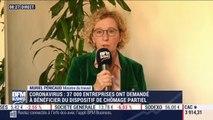 """Muriel Pénicaud: """"Un parent sur deux dont l'enfant n'a plus école et les personnes vulnérables"""" ne doivent pas aller travailler"""