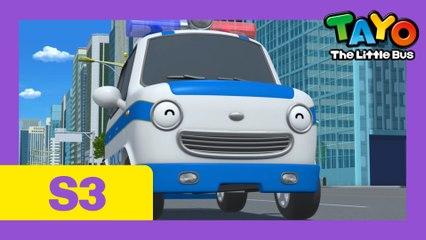 Ep. 11 Laugh, Pat l Tayo the Little Bus Season 3