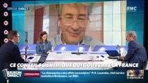 Nicolas Poincaré : Ce conseil scientifique qui gouverne la France - 24/03