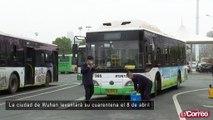 La ciudad de Wuhan levantará su cuarentena el 8 de abril