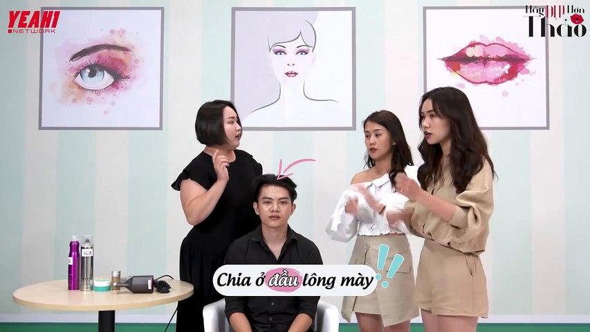 Hãy Đẹp Hơn Thảo #3 - Hair Stylist Hari Won - Sơn Tùng chia sẻ hai kiểu tóc nam thời thượng | Godialy.com