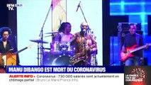 Manu Dibango est mort du coronavirus - 24/03