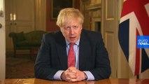 Coronavirus: 'stay at home and save lives' says Boris Johnson as UK enters tighter lockdown