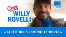 HUMOUR   La télé nous remonte le moral - Willy Rovelli met les points sur les i