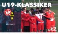 RHEINKICK vor 3 Jahren: Aufstiegsduell zum Einzug in die U19-Bundesliga