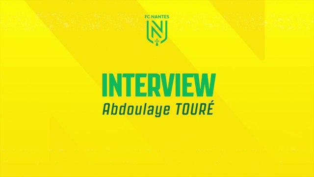 """Abdoulaye Touré : """"Il faut être patient"""""""