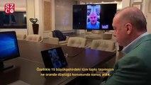 Erdoğan'dan mesaj: Milletimizin hizmetinde mesaimiz devam ediyor