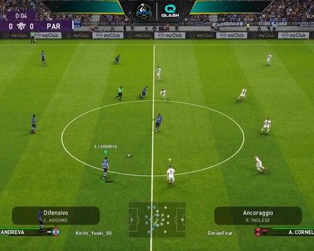 eSport - L'Inter occupe ses fans avec des matches sur PES