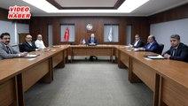 (24 Mart 2020) KOCASİNAN'DA İSTİŞARE TOPLANTISI