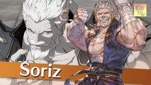 Granblue Fantasy Versus - Bande-annonce de Soriz