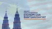 [INFOGRAFIK] Inisiatif Pakej Rangsangan Ekonomi dan Bantuan Rakyat