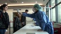 Şehir hastaneleri yoğun bakım ve yatak sıkıntılarını ortadan kaldırdı