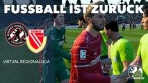 Virtual Regionalliga BSC vs Cottbus
