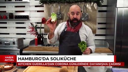 KITCHEN GUERILLA'DAN CORONA GÜNLERİNDE DAYANIŞMA ÇAĞRISI