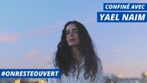 Le live confiné de Yael Naim I On Reste Ouvert