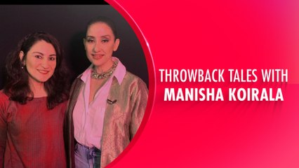 Manisha Koirala Gets Nostalgic, Remembers Old Times In Bollywood | Maska