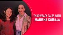 Manisha Koirala Gets Nostalgic, Remembers Old Times In Bollywood   Maska