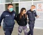 Gittiği hastanede doktoru darp eden genç kız, tutuklandı