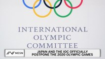 Japan Officially Postpones 2020 Olympic Games In Tokyo