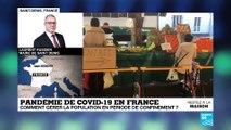 Coronavirus - Covid-19 _ faut-il durcir les mesures de confinement en France