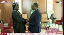 Macky Sall sert la main à Serigne Modou Kara