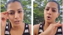 VaraLakshmi Angry Speech |  Nakkul Blasts Loosaஆ DA நீங்க |  Sarathkumar Awarness