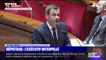 """Olivier Véran (ministre de la Santé): """"Nous avons passé des commandes massives auprès des Etats-Unis, de la Chine, elles arrivent"""""""