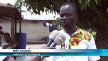Coronavirus :A Abengourou, les populations rurales sont-elles informees des mesures?