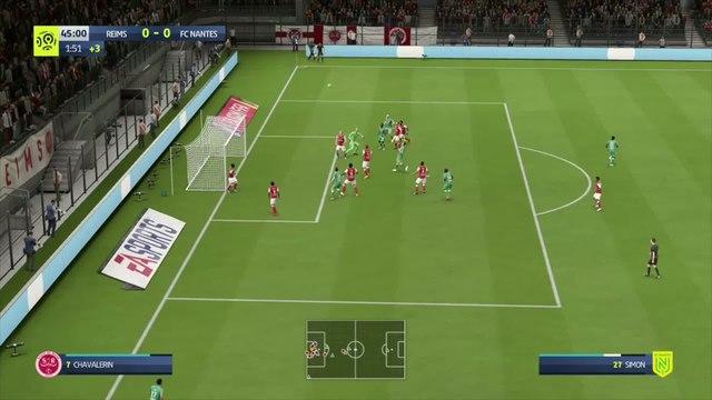 Reims - Nantes : notre simulation FIFA 20 (Ligue 1 - 30e journée)