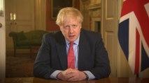 PM Boris Johnson places Britain under coronavirus lockdown