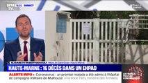 Coronavirus: 16 décès dans deux Ehpad de Haute-Marne, apprend-on d'Elisabeth Robert-Dehault, maire de Saint-Dizier