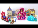 Anna and Elsa Frozen Adventure with Surprise Toys-
