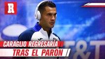 Cruz Azul recuperará a Milton Caraglio para posible regreso de Liga MX