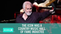 Kenny Rogers, Country Music Legend, Dies 'Peacefully' At 81