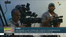 Asciende a 40 la crifra de casos confirmados de COVID-19 en Cuba