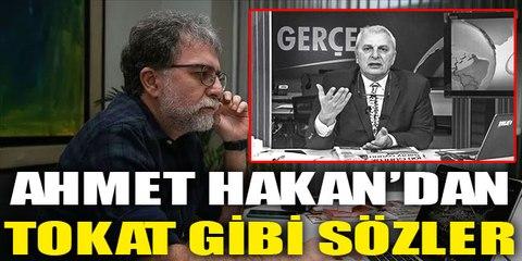 Ahmet Hakan Can Ataklı'yı yerden yere vurdu!