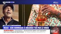 Story 1 : L'hommage de Yannick Noah à Manu Dibango tué par le coronavirus - 24/03