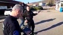 Neuves-maisons : un drone de la gendarmerie pour contrôler le confinement