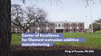 Arkema 3D Printing Solutions - King of Prussia Center of Excellence