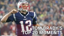 Tom Brady Moment No. 19: QB Crushes Peyton Manning In 1st Career Start