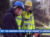À la une : Point Coronavirus / BTP, coup de gueule du Président de la Fédération BTP de la Loire / Télémédecine / Régis Juanico au secours d'un médecin coincé au Pérou / Bonne intiative des supermarchés de la Loire -  Le JT - TL7, Télévision loire 7