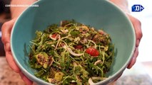Recetas fáciles: Cómo preparar una rica ensalada de chipotle de aguacate